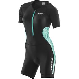 ORCA Core SS Race Suit Women Black-TU
